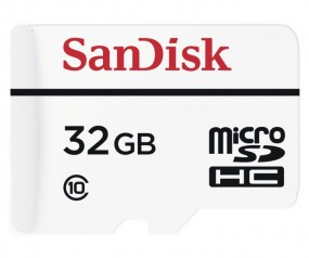 SanDisk High Endurance Video Monitoring 32GB