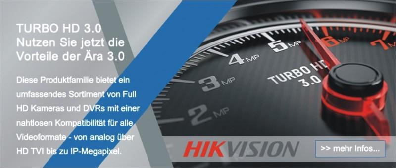 Hikvision Turbo HD 3.0