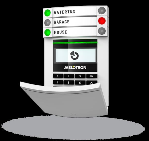 Jablotron JA-114E | Informieren Sie sich jetzt! | Xortec Kundenportal