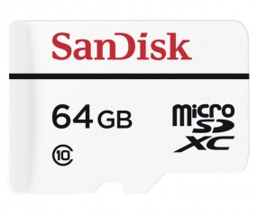 SanDisk High Endurance Video Monitoring 64GB